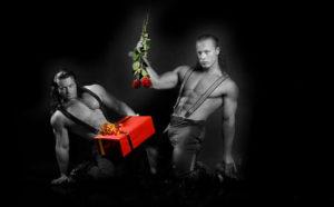Стриптизеры в подарок